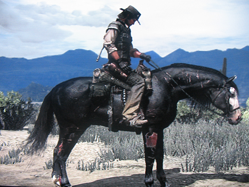 Dark Horse Red Dead Wiki Fandom Powered By Wikia