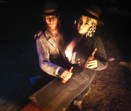 RDR2 Karen and Sean