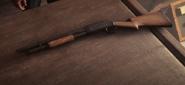 Pump-Action Shotgun - Red Dead 2