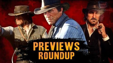Red Dead Redemption 2 - Everything We Know About the Game Previews & New Screens