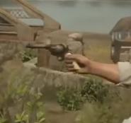 RDR2 Hosea Revolver