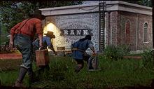 RDR2 Valentine Bank Heist