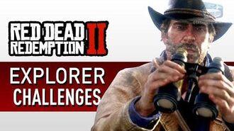 Red Dead Redemption 2 - Explorer Challenge Guide