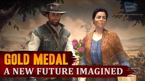 Red Dead Redemption 2 - Mission 106 - A New Future Imagined Gold Medal