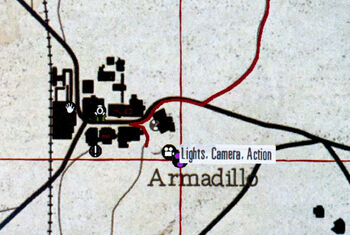 Location Map. Click To Enlarge. Lights, Camera ...