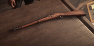Springfield Rifle - Red Dead 2