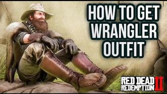 Red Dead Redemption 2 - How To Get The Wrangler Outfit Location Guide