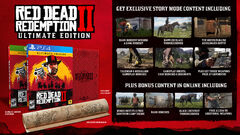 RDR2 Ultimate Edition Promotional