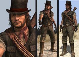 Walton's Gang Outfit | Red Dead Wiki | FANDOM powered by Wikia