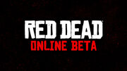 Red Dead Online Beta Logo