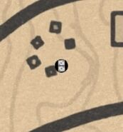 Dominoes map icon RDR2