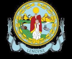 Lemoyne Coat of Arms-1