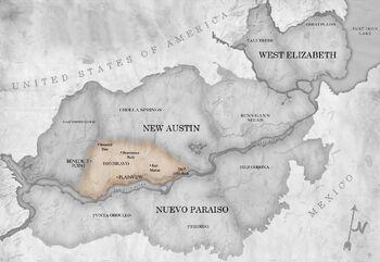 Rio Bravo Mexico Map.Rio Bravo Red Dead Wiki Fandom Powered By Wikia