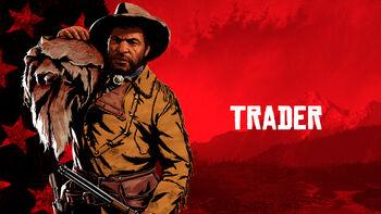 Red dead online trader art