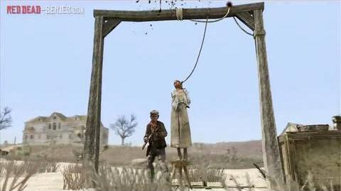 Hanging Bonnie MacFarlane (Gold Medal) - Mission 13 - Red Dead Redemption