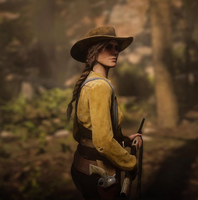 RDR2 Beautiful Sadie