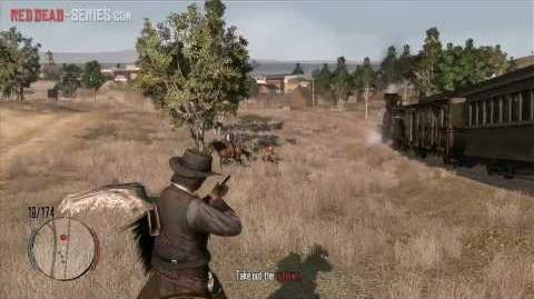 By Sweat and Toil (Gold Medal) - Mission 52 - Red Dead Redemption