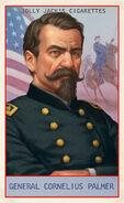 Prominent Americans Card General Cornelius Palmer