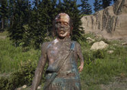 Withered Arm Swamp Freak RDR2