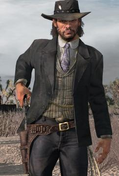 The Biggest Problem I Have With Rdr2 Is You Can T Get A Black Suit