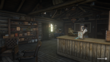 RDR2 Wallace Station General Store 2