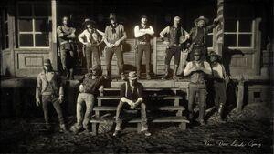 Van der Linde gang - Redemption 2 - Picture