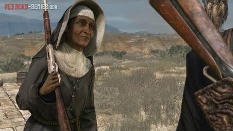 Red Dead Redemption- Undead Nightmare - Mission -6 - Mother Superior Blues