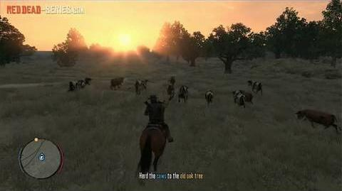 Women and Cattle (Gold Medal) - Mission 5 - Red Dead Redemption