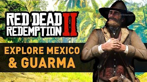 How to Reach Mexico & Guarma in Red Dead Redemption 2 (after Patch 1.03 without cheats)