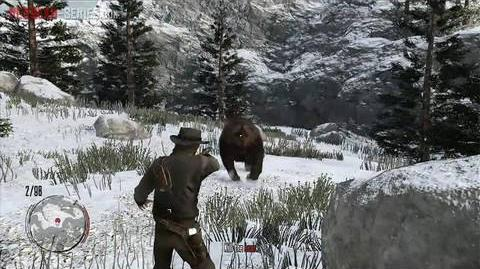 Spare the Love, Spoil the Child (Gold Medal) - Mission 56 - Red Dead Redemption