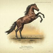 Morgan Horse - Red Dead Redemption 2