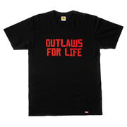 RDR2 Outlaw Essentials Black OFL Tee