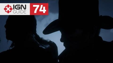 Red Dead Redemption 2 Walkthrough (Part 74) - The King's Son