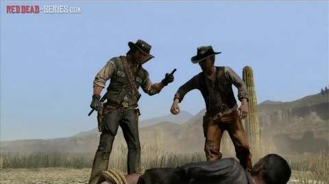 American Appetites (Bad Choices) - Stranger Mission - Red Dead Redemption