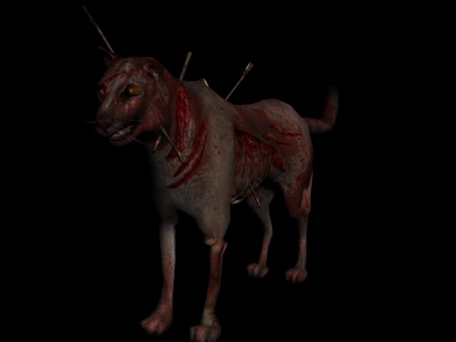 Undead Cougar Red Dead Wiki Fandom Powered By Wikia