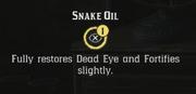 More snake oil