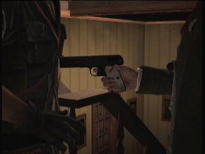 Ross High Power Pistol