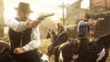 Valentine screenshot - Red Dead Redemption 2