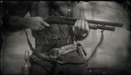 Pump-Action Shotgun rdr2