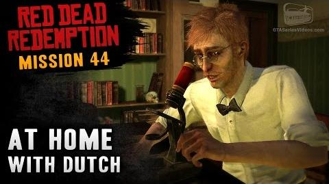 Red Dead Redemption - Mission 44 - At Home With Dutch (Xbox One)