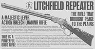 Litchfield Repeater - Red Dead Redemptioon 2