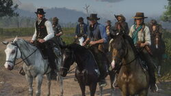 RDR 2 First Look 6