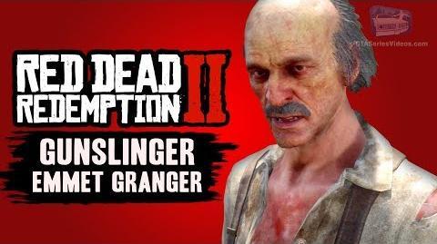 Red Dead Redemption 2 Emmet Granger (RDR2 Gunslinger)