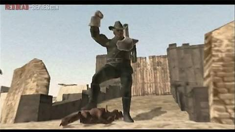 Fort Diego - Chapter 20 - Red Dead Revolver