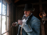 RDR2 Mayor Timm