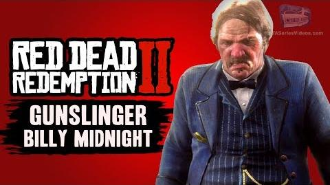 Red Dead Redemption 2 Billy Midnight (RDR2 Gunslinger)