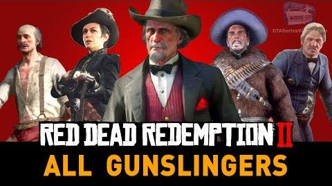 Red Dead Redemption 2 Stranger Mission - The Noblest of Men and a Woman (RDR2 Gunslingers)