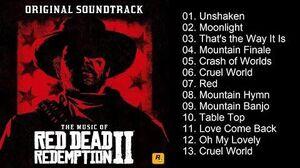 The Music of Red Dead Redemption 2 (Original Soundtrack) Full Album
