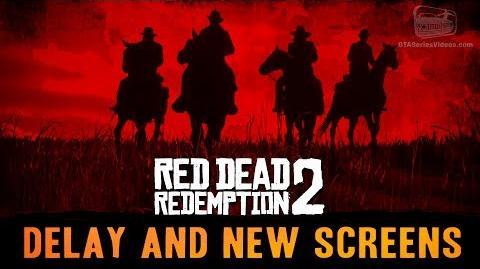 Red Dead Redemption 2 Delayed & New Screenshots News & Analysis
