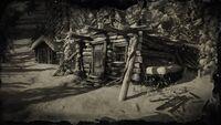 Cairn Lodge loading screen